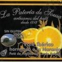 Pate ibérico horneado a la naranja